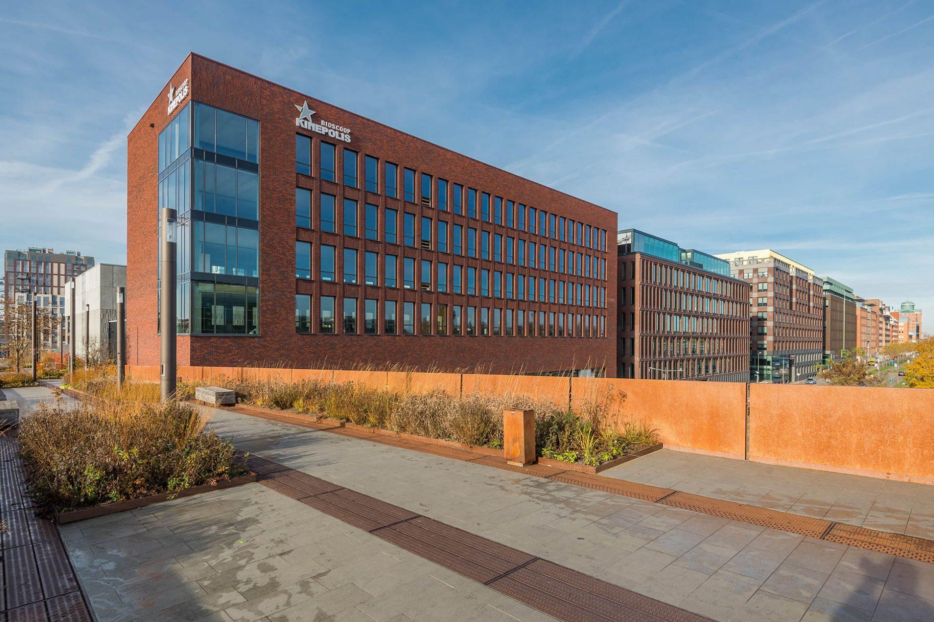 Kantoorgebouw van ca. 3.000 m2 in het Paleiskwartier verkocht